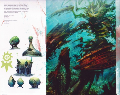 The Art of Guild Wars 2 (133 фото)