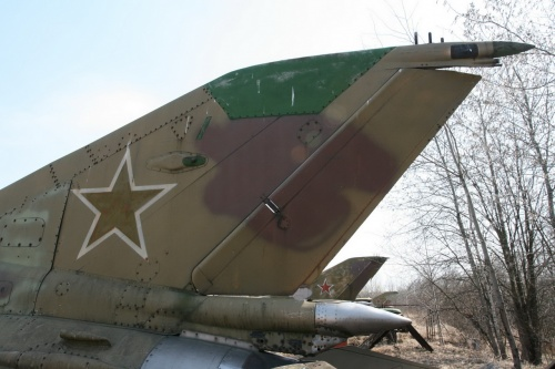 Советский многоцелевой истребитель МИГ-21 (76 фото)