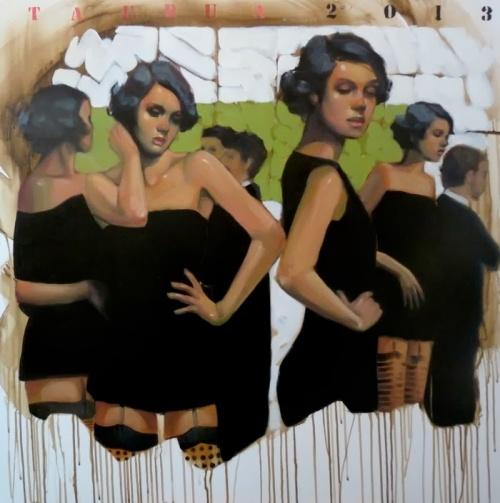 Artist Pascale Taurua (63 работ)