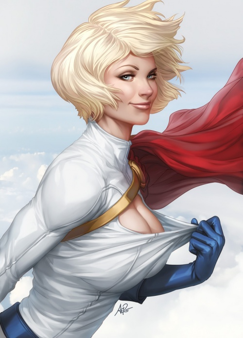 Works by Artgerm (part 3) (51 фото)