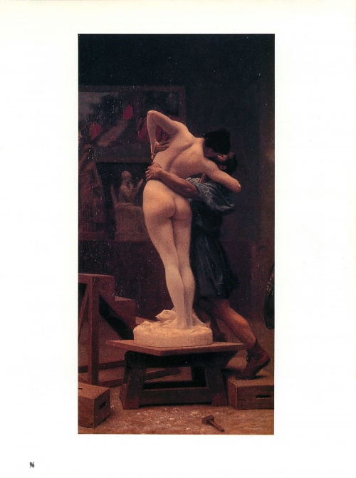World of Eros: Erotic pieces of the masters (155 фото)