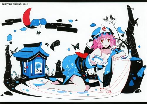 Artbooks / NEKO WORKi (ideolo) - Black Album-2 (20 фото)