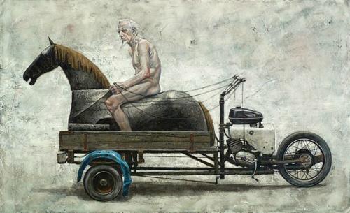 Художник Daniel Barkley (76 фото)