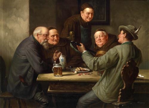Художник Ernst Nowak (Austrian, 1851-1919) (24 работ)