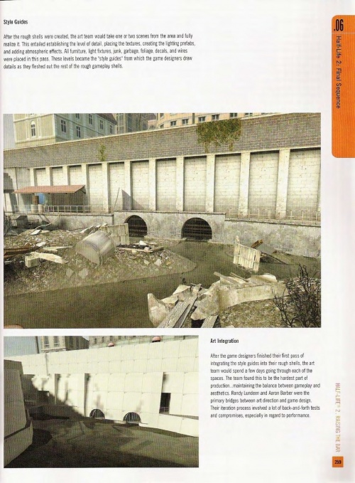 Перепост: Half Life 2 Raising The Bar Official Guide and Artbook (276 работ)