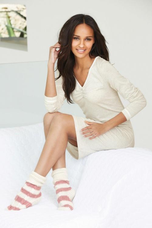 Gracie Carvalho - Next Lingerie & Sleepwear Fall-Winter 2013-2014 (53 фото)