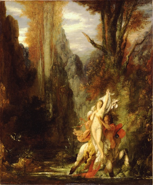 Artworks by Gustave Moreau (139 работ)