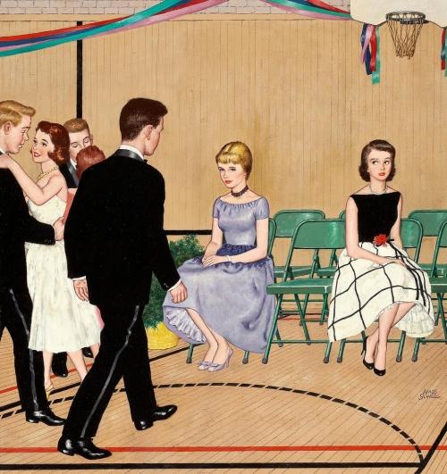 American painting of ХХ century | Американская живопись ХХ века (61 работ)