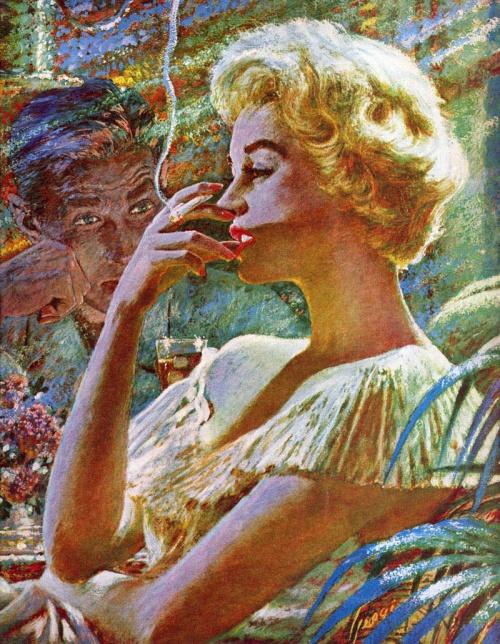 American painting of ХХ century   Американская живопись ХХ века (61 фото)