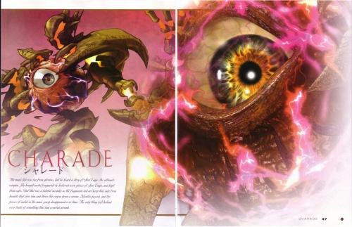 Artbook Reloaded (8 артбуков в наилучшем качестве) (51 фото) (1 часть)