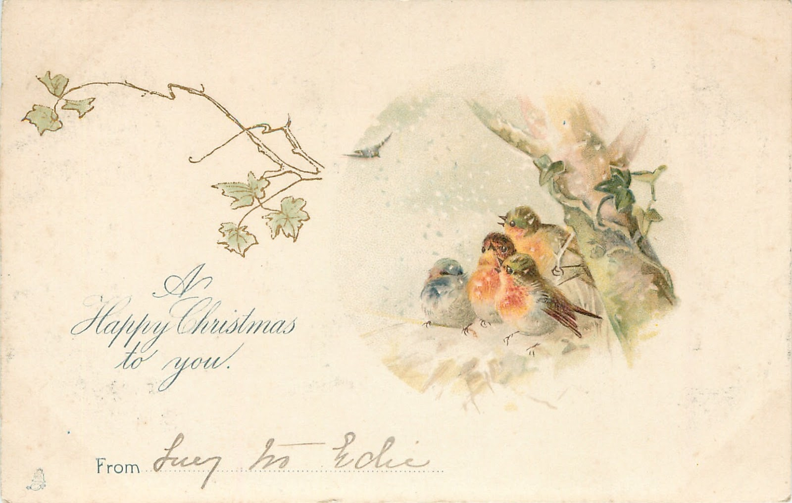 Красивые открытки для декупажа