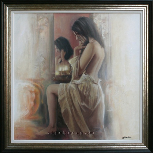 Чувственные работы Талантбека Чекирова (134 работ)