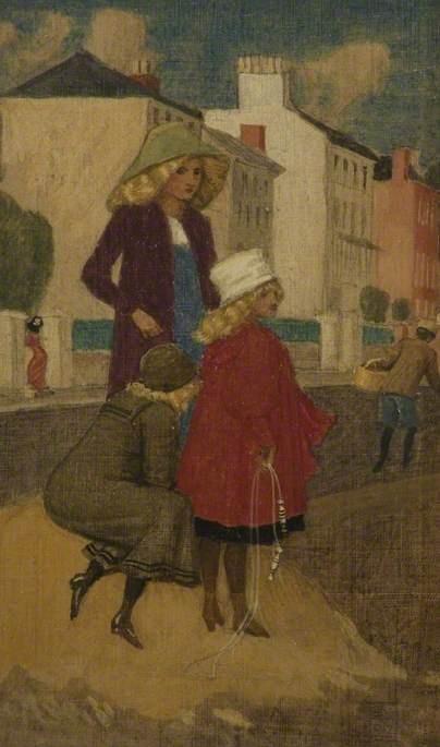 Английский художник Joseph Edward Southall (1861‑1944) (89 работ)