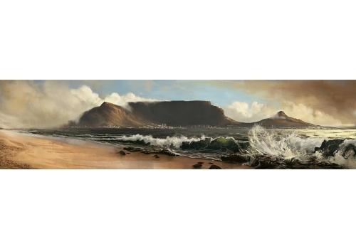 Коллекция работ южноафриканского художника Ryan de Carte (47 фото)