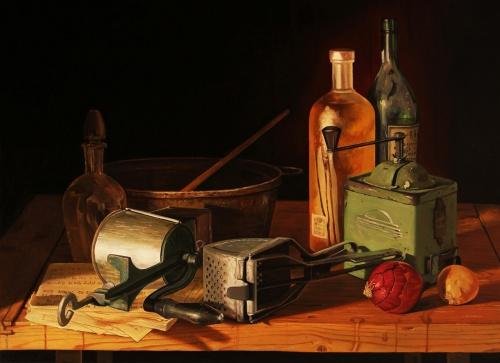 Коллекция работ румынского художника Adrian Borda (150 фото)