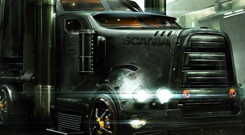 Автомобиль будущего (154 фото)
