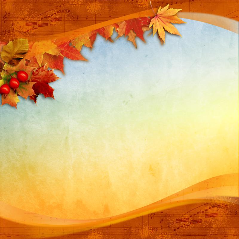 фон про осень для презентации освещение монтируется различных
