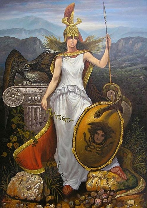 Славянское волшебство Александра Угланова (52 работ)