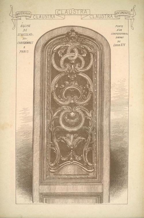 Архитектурные элементы в старинных гравюрах (649 фото)