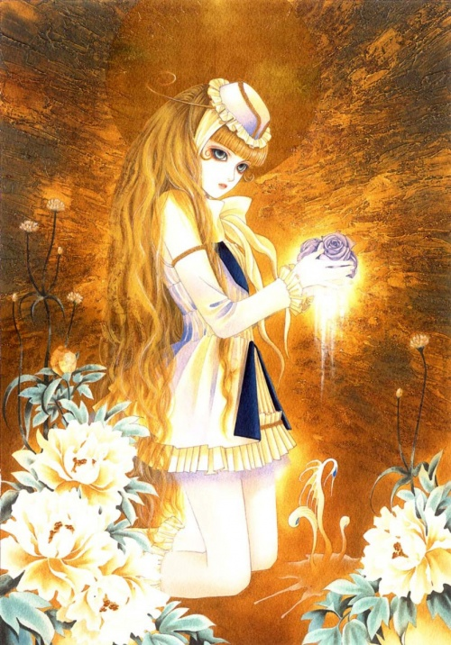 Artbooks / Kouyu Shurei - Alichino Manga (41 работ)