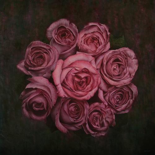 Осколки женской души - Ian de Raat (29 работ)