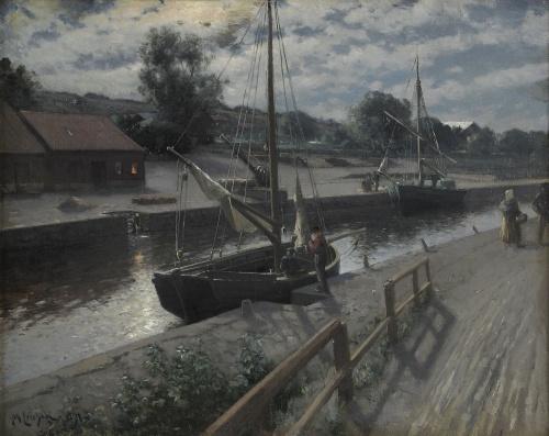 Художник Johan Erik Ericson (Swedish, 1849-1925) (33 работ)