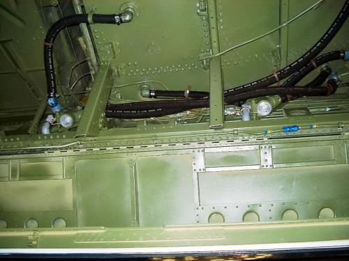 Американский торпедоносец-бомбардировщик TBM-3 (23307) Avenger (46 фото)