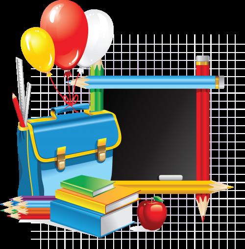 Открытки - 1 сентября - день знаний и школа (73 фото)