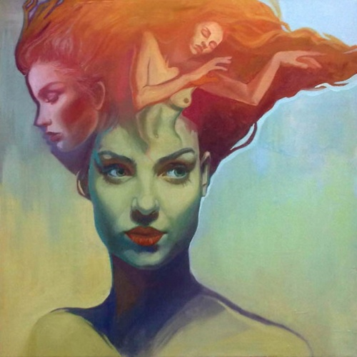 Xудожница Natalia Rak (71 работ)
