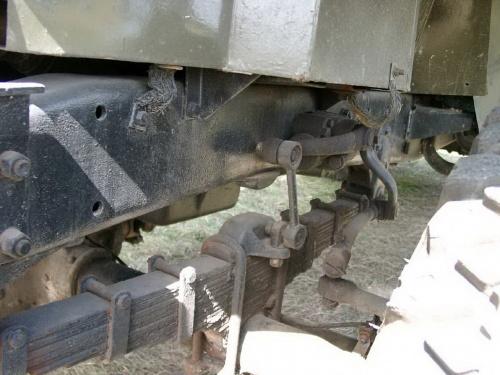 Американский грузовой автомобиль Studebaker US6 (74 фото)