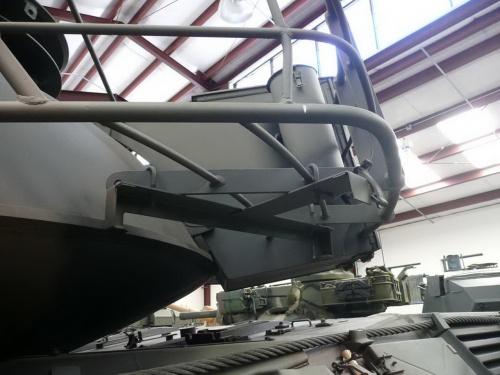 Немецкий основной боевой танк Leopard 1A4 (103 фото)