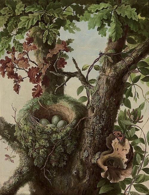 Английский художник и иллюстратор Henry Stacy Marks (1829 – 1898) (60 работ)