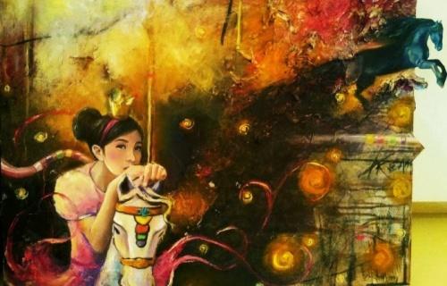 Художник Xochitl Espinosa Flores (42 работ)