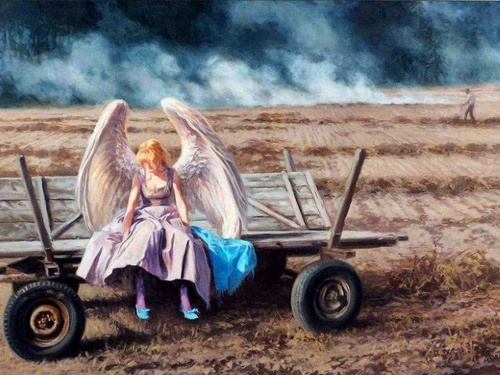 Польская художница Джоанна Сирко-Филипповска (84 работ)