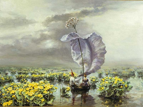 Польская художница Джоанна Сирко-Филипповска (84 фото)