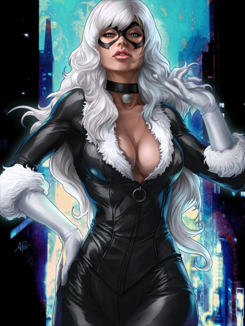 Works by Artgerm (part 2) (51 фото)