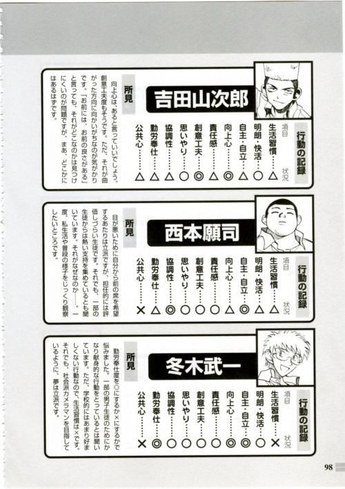 Artbooks / School Rumble Pleasure File Guide Book (173 фото)