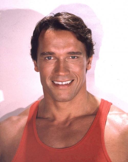 Arnold Schwarzenegger - Harry Langdon's collection (1985) (15 фото)