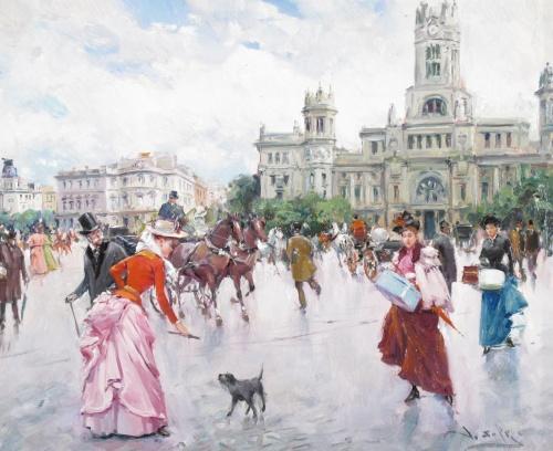 Работы художника Juan Soler (Spanish, b. 1951) (47 фото)