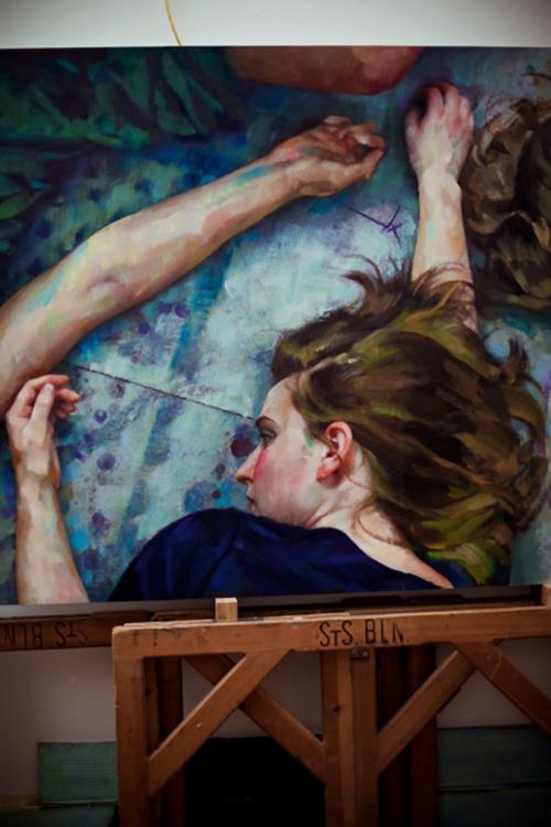 Artist Xenia Hausner (47 фото)