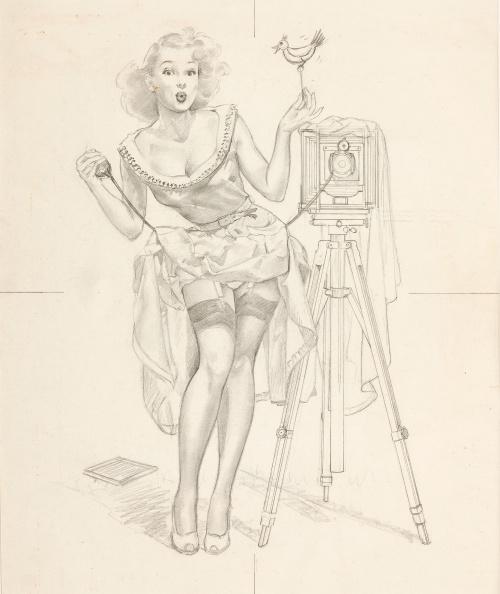 Коллекция работ американского художника Vaughan Alden Bass (61 фото)