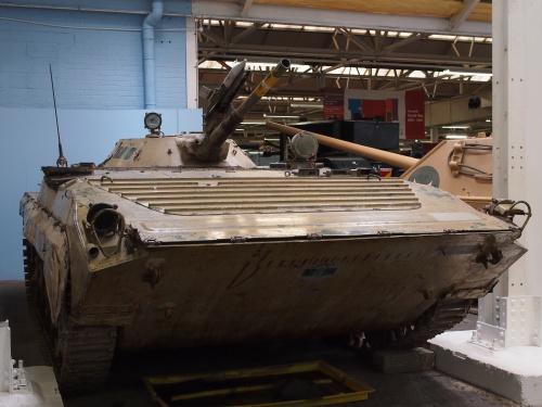 Tankfest 2013 - Техника СССР и союзников (29 фото)