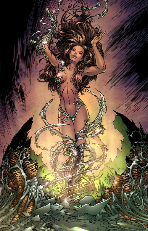 Art of the Witchblade, Special Edition No.1 (33 фото)