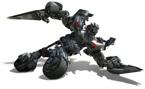Transformers 2 Concept Art (46 работ)