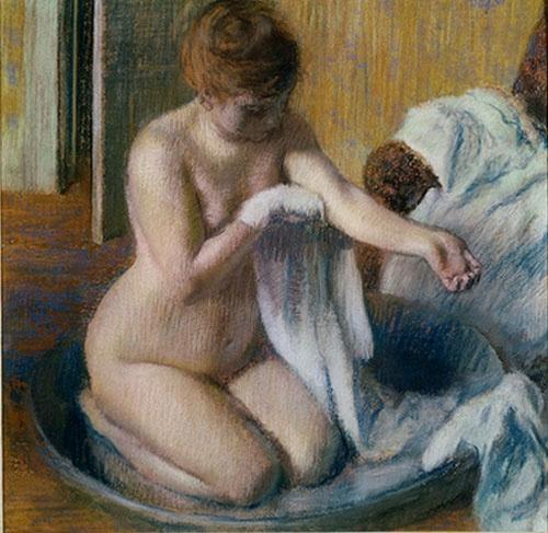 Итальянский художник Federico Zandomeneghi (1841-1917) (117 работ)