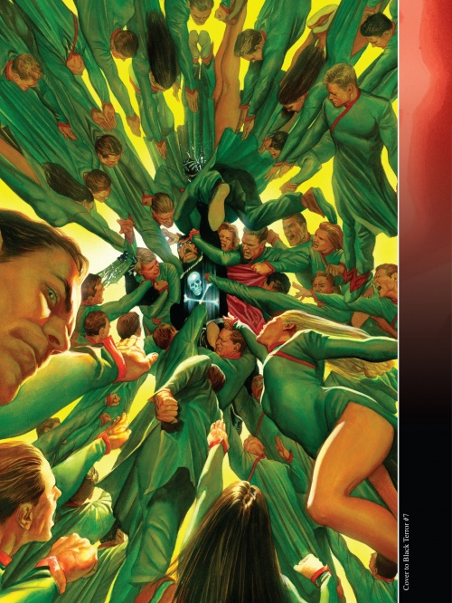 The Dynamite Art of Alex Ross (324 работ)