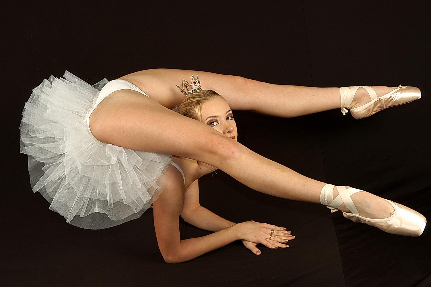 Балерины фотографии голые было
