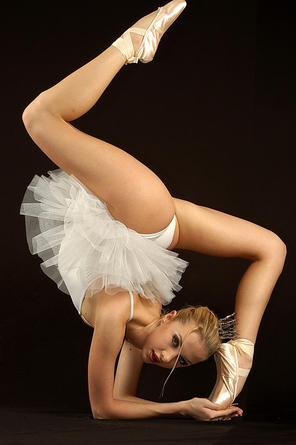 Ballerinas in tights sexy ballerina