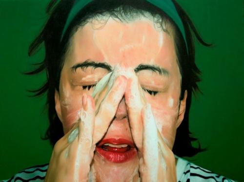 Художница реалист Harriet White (45 фото)
