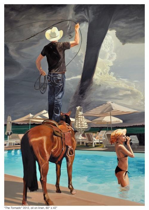 Американский художник Tracy Stuckey (40 работ)